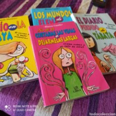 Libros: LOTE DE LIBROS, 3 BLANCA CASTILLO, 1 FERNANDO MARTÍNEZ.. Lote 252470620