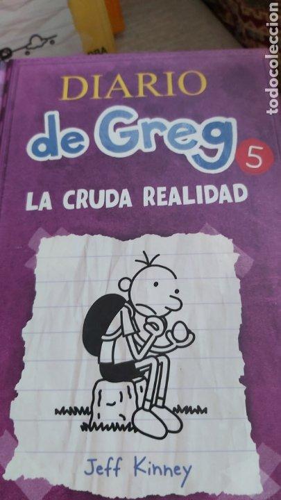Libros: Lote Diario de Greg - Foto 3 - 252605375