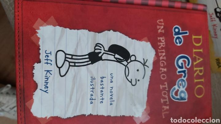 Libros: Lote Diario de Greg - Foto 4 - 252605375