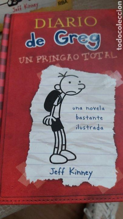 Libros: Lote Diario de Greg - Foto 5 - 252605375