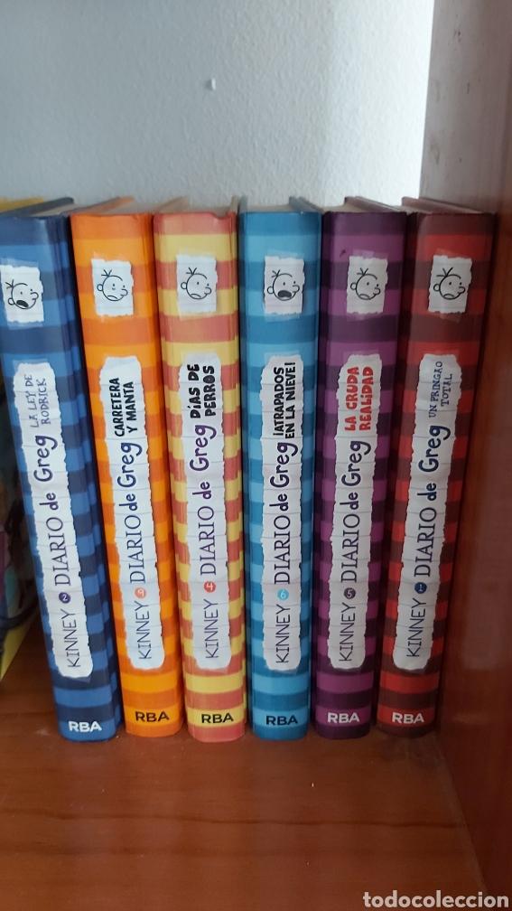 LOTE DIARIO DE GREG (Libros Nuevos - Literatura Infantil y Juvenil - Literatura Juvenil)