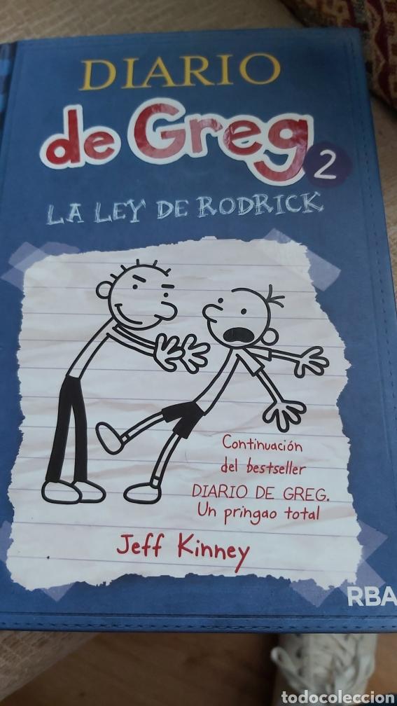 Libros: Lote Diario de Greg - Foto 6 - 252605375