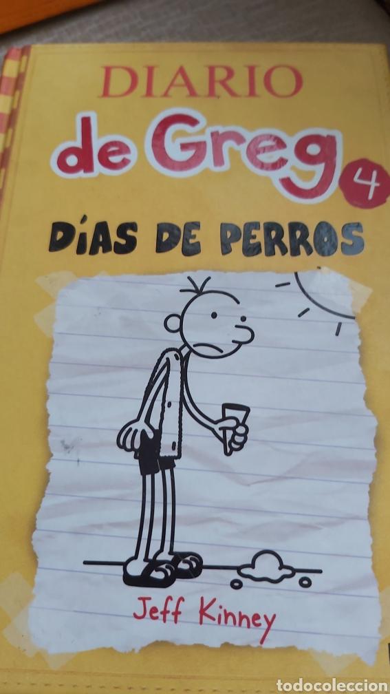 Libros: Lote Diario de Greg - Foto 7 - 252605375
