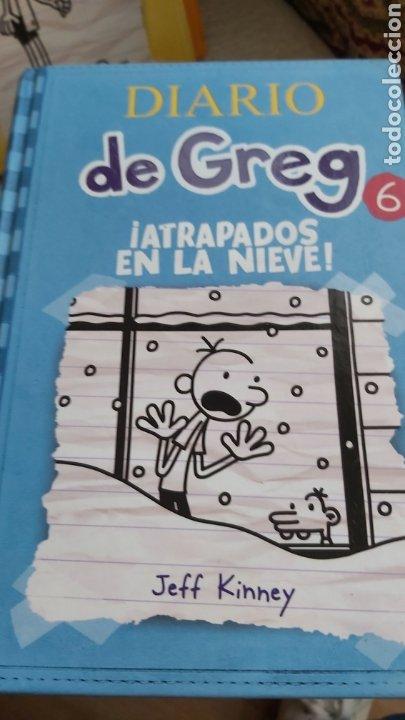 Libros: Lote Diario de Greg - Foto 2 - 252605375