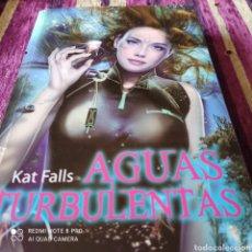 Libros: NOVELA DE KATE FALLS, AGUAS TURBULENTAS.. Lote 253173775