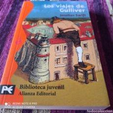 Livres: LOS VIAJES DE GULLIVER, JONATHAN SWIFT.. Lote 253176555