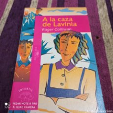 Libros: LIBRO INFANTIL/JUVENIL.ROGER COLISON, A LA CAZA DE DAVINIA.. Lote 253741905