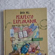 Libros: GUIA DEL PERFECTO EXPLORADOR, MANON VAN VEEN, ET., ED. CASTERMAN. Lote 253889555