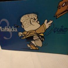 Libros: MAFALDA QUINO NÚM 3. Lote 254034600