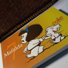 Libros: TIRAS MAFALDA NÚM.7. Lote 254038330