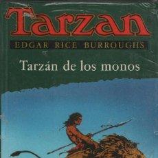 Libros: TARZÁN DE LOS MONOS. EDGAR RICE BURROUGHS. EDHASA. 1990. RETRACTILADO.. Lote 254136635
