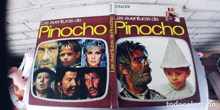 LAS AVENTURAS DE PINOCHO • COLLODI,EDICIONES PAULINAS,AÑO 1972,TAPA DURA,154 PAGINAS (Libros Nuevos - Literatura Infantil y Juvenil - Literatura Juvenil)