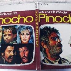 Libros: LAS AVENTURAS DE PINOCHO • COLLODI,EDICIONES PAULINAS,AÑO 1972,TAPA DURA,154 PAGINAS. Lote 257314065
