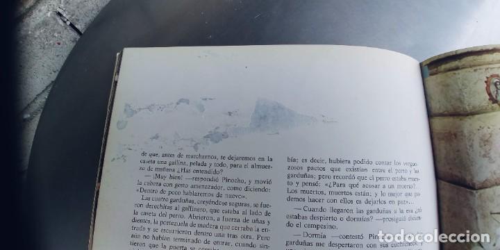 Libros: LAS AVENTURAS DE PINOCHO • COLLODI,EDICIONES PAULINAS,AÑO 1972,TAPA DURA,154 PAGINAS - Foto 4 - 257314065
