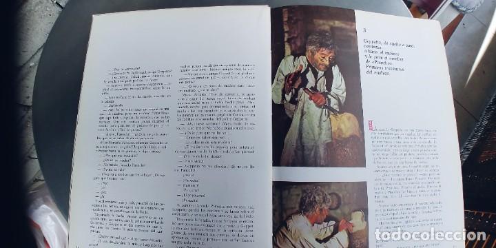 Libros: LAS AVENTURAS DE PINOCHO • COLLODI,EDICIONES PAULINAS,AÑO 1972,TAPA DURA,154 PAGINAS - Foto 6 - 257314065