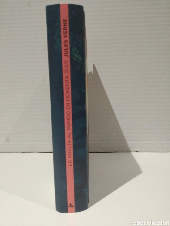 Libros: La vuelta al mundo en ochenta días Julio Verne - Foto 2 - 257907935