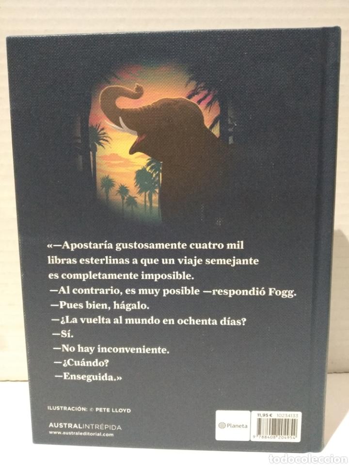 Libros: La vuelta al mundo en ochenta días Julio Verne - Foto 3 - 257907935