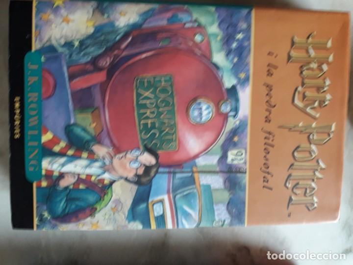 HARRY POTTER I LA PEDRA FILOSOFAL (Libros Nuevos - Literatura Infantil y Juvenil - Literatura Juvenil)