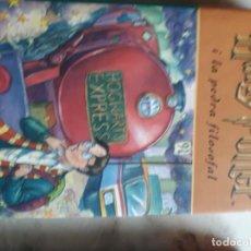 Libros: HARRY POTTER I LA PEDRA FILOSOFAL. Lote 262452290