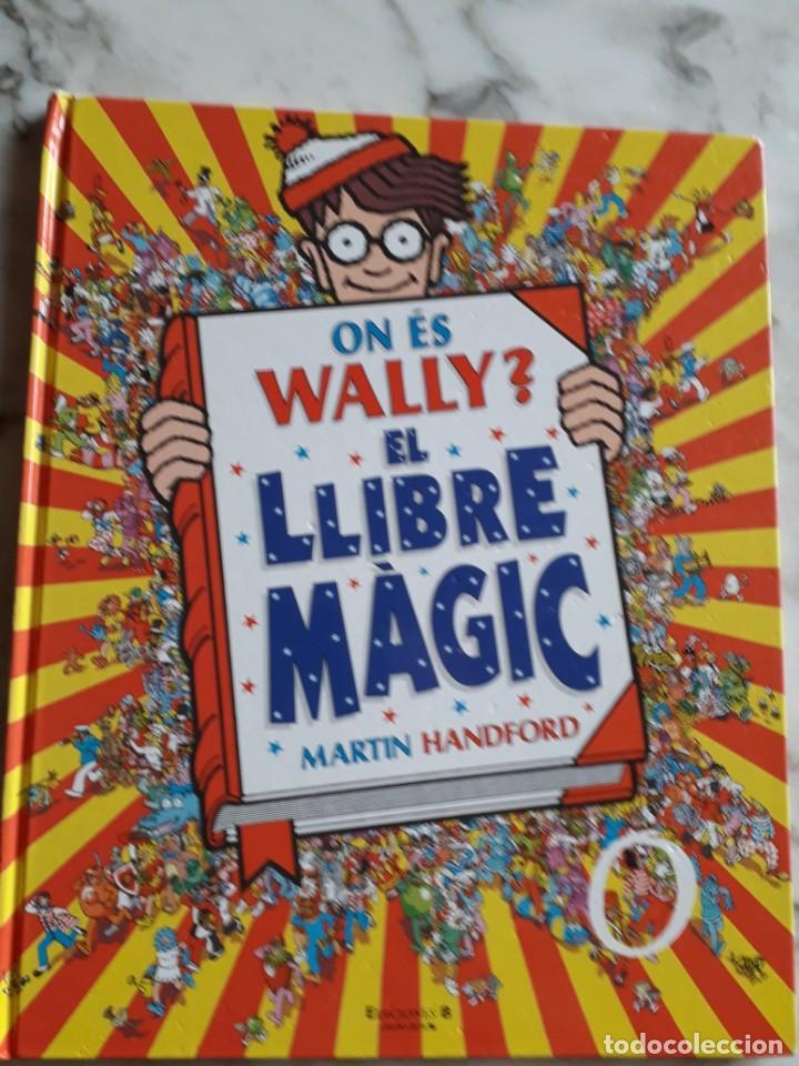 ON ES WILLY? EL LLIBRE MAGIC (Libros Nuevos - Literatura Infantil y Juvenil - Literatura Juvenil)