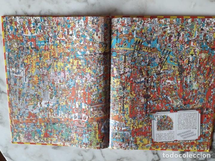 Libros: ON ES WILLY? EL LLIBRE MAGIC - Foto 2 - 262453265