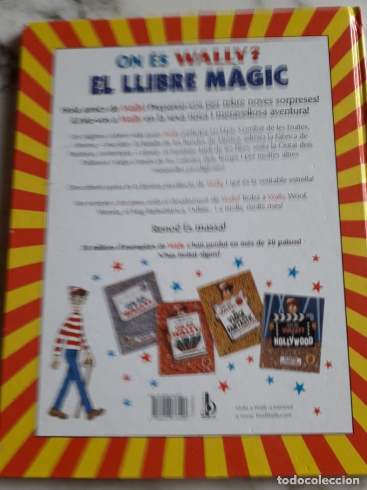 Libros: ON ES WILLY? EL LLIBRE MAGIC - Foto 4 - 262453265