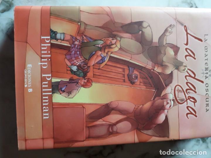LA MATERIA OSCURA - LA DAGA (Libros Nuevos - Literatura Infantil y Juvenil - Literatura Juvenil)