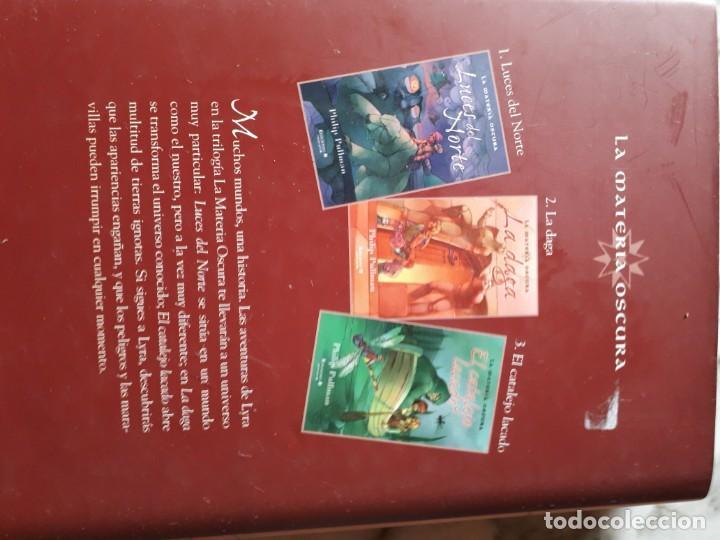 Libros: LA MATERIA OSCURA - LA DAGA - Foto 2 - 262453955