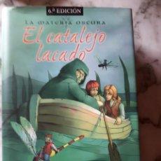 Libros: LA MATERIA OSCURA- EL CATALEJO LACADO. Lote 262454350