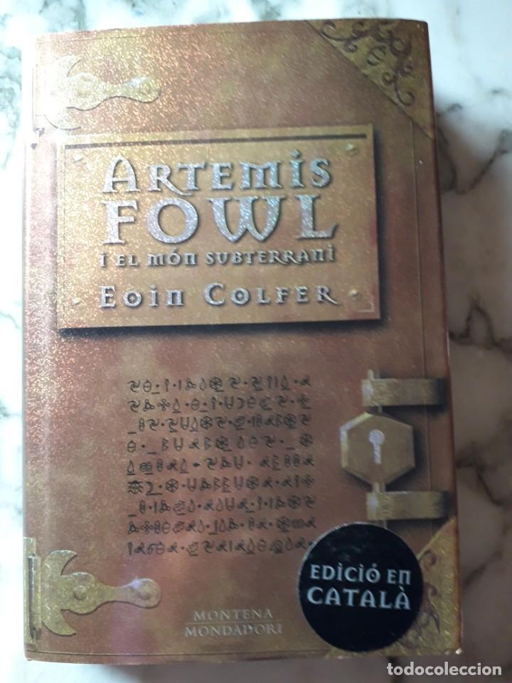 ARTEMIS FOWL I EL MON SUBTERRANI (Libros Nuevos - Literatura Infantil y Juvenil - Literatura Juvenil)
