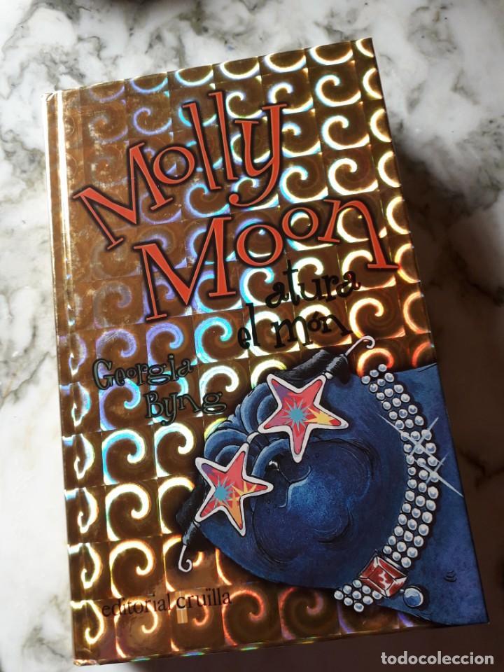 MOLLY MOON ATURA EL MON (Libros Nuevos - Literatura Infantil y Juvenil - Literatura Juvenil)