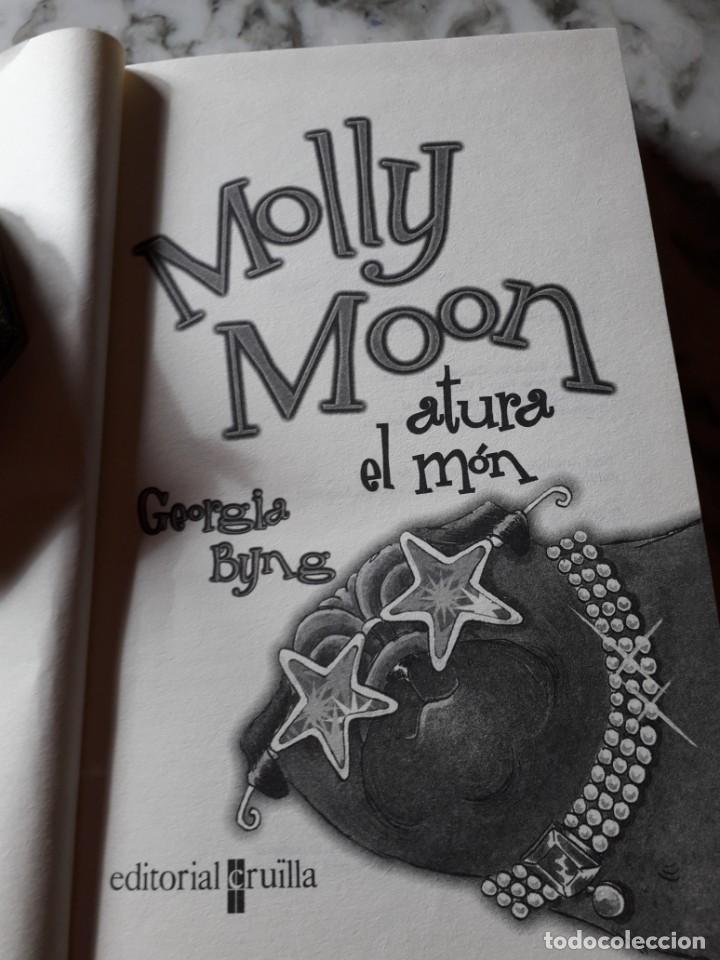 Libros: MOLLY MOON ATURA EL MON - Foto 2 - 262456720