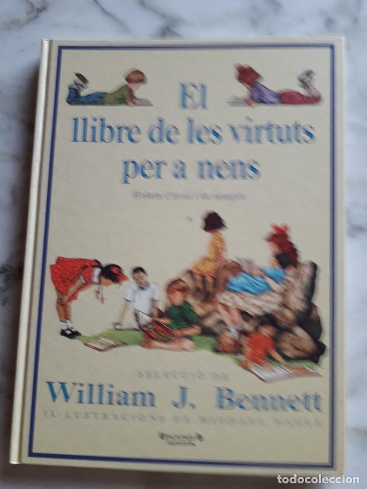 Libros: EL LLIBRE DE LES VIRTUTS PER A NENS - Foto 2 - 262457335