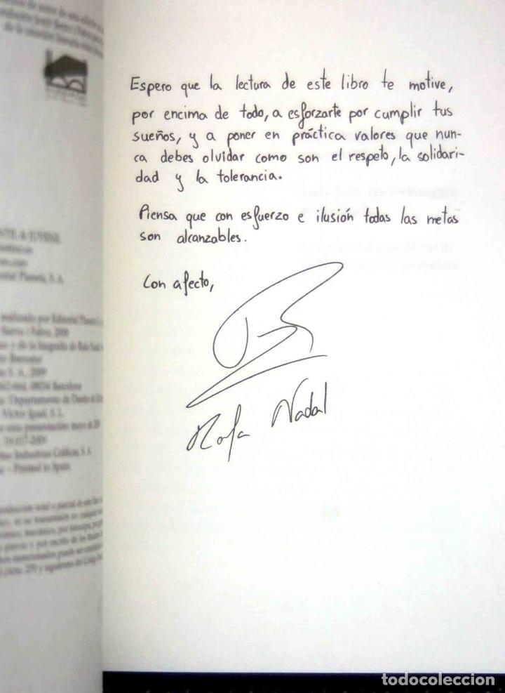 Libros: JUEGO, SET Y PARTIDO-SIERRA I FABRA, JORDI. ED. DESTINO - NUEVO, A ESTRENAR - Foto 2 - 262483010