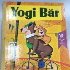 Libros: 1966 LIBRO ILUSTRADO YOGI BÄR OSO YOGUI DELPHIN VERLAG. Lote 262838730