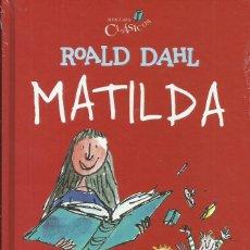 Libros: MATILDA / ROAD DAHL. Lote 262958930