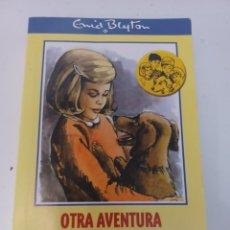 Libros: LIBRO ENID BLYTON OTRA AVENTURA DE LOS CINCO RBA EDITORES 2006. Lote 263191035