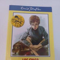 Libros: LIBRO ENID BLYTON LOS CINCO Y EL TESORO DE LA ISLA RBA EDITORES 2006. Lote 263192345