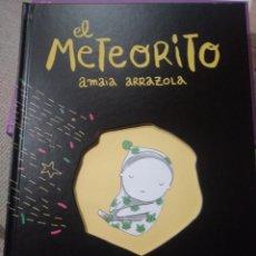 Libros: EL METEORITO DE CUANDO FUI MADRE Y TODO VOLÓ EN MIL PEDAZOS AMAIA ARRAZOLA COMIC. Lote 264282140