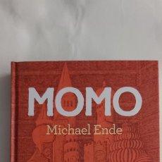 Libros: MOMO DE MICHAEL ENDE. EDITORIAL ALFAGUARA. PASTA DURA. Lote 264449539