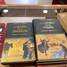 Libros: LOTE DE LIBROS DE LITERATURA FANTÁSTICA. Lote 266723153