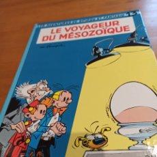 Libros: LE VOYAGEUR DU MÉSOZOÏQUE. LES AVENTURES DE SPIROU ET FANTASIO. NUEVO. Lote 266918084