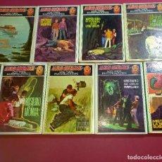Libros: LOTE DE 8 ALFRED HITCHCOCK Y LOS TRES INVESTIGADORES. Lote 267174099