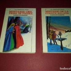 Libros: LAS HERMANAS DANNY NUMEROS 1 Y 2 CAROLYN KEENE. Lote 267175699