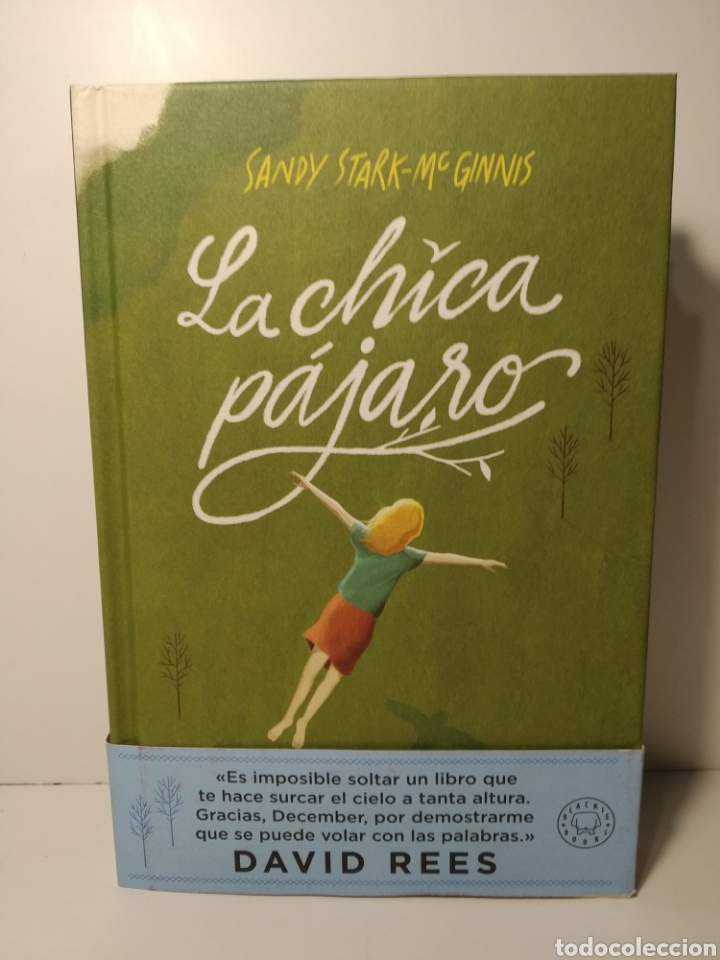 Libros: La chica pajaro. Sandy Stark MC Ginns Primera edicion - Foto 2 - 268159069