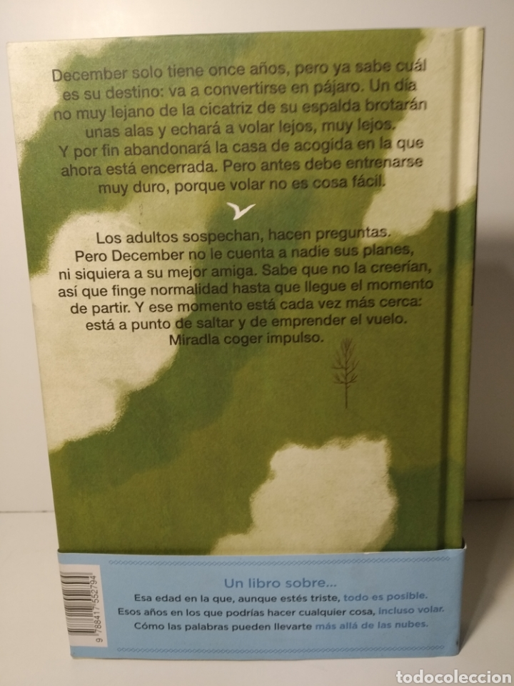 Libros: La chica pajaro. Sandy Stark MC Ginns Primera edicion - Foto 3 - 268159069