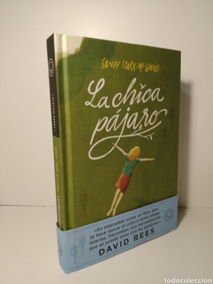 LA CHICA PAJARO. SANDY STARK MC GINNS PRIMERA EDICION (Libros Nuevos - Literatura Infantil y Juvenil - Literatura Juvenil)