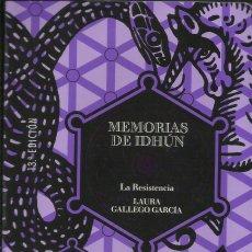 Libros: MEMORIAS DE IDHÚN / LAURA GALLEGO GARCÍA. Lote 268311439