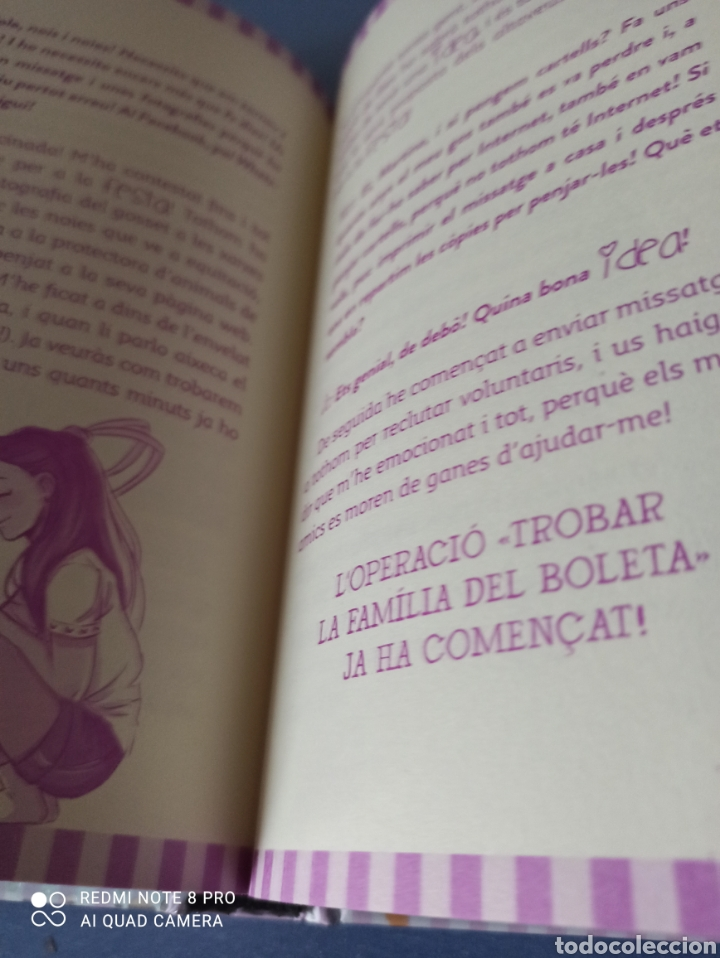 Libros: La diversió de la Martina. Impecable - Foto 4 - 268718859