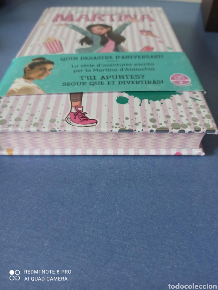 Libros: La diversió de la Martina. Impecable - Foto 5 - 268718859